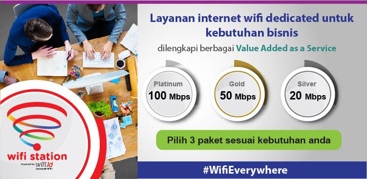 Wifi Station Sukabumi
