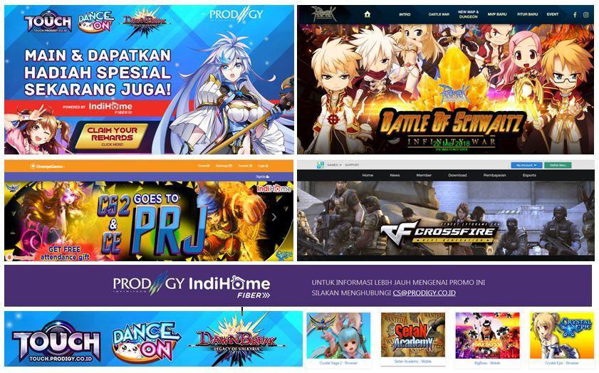 Promo Gamers Indihome sukabumi 2018